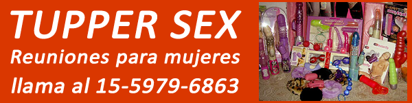 Banner Sex shop envios Santa Cruz